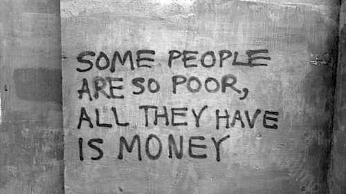 Money & Values.