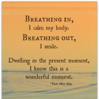 Staying Present: Breaking Free of Stress and Rumination.