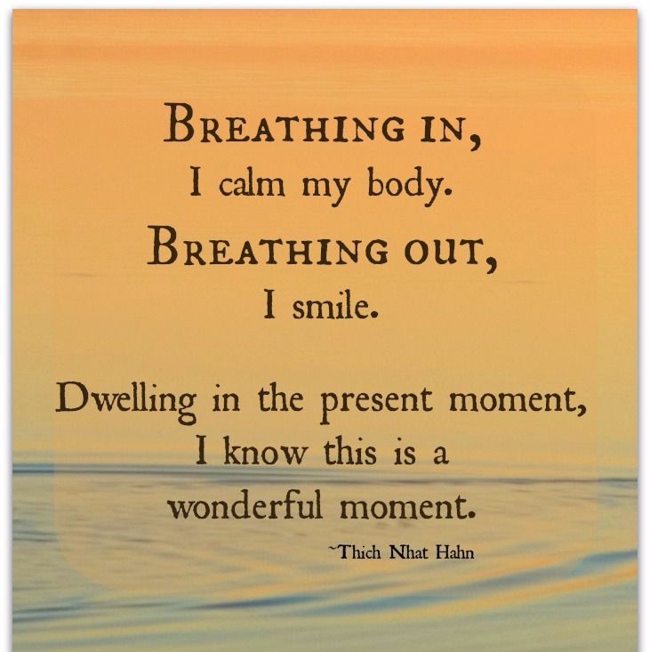 Staying Present: Breaking Free of Stress andRumination.