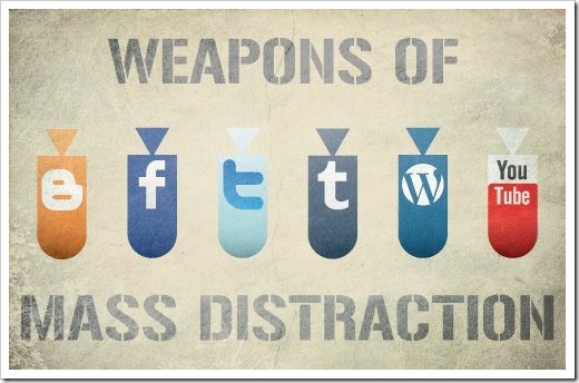 Distraction: How do we Stay Focused on What Really Matters?