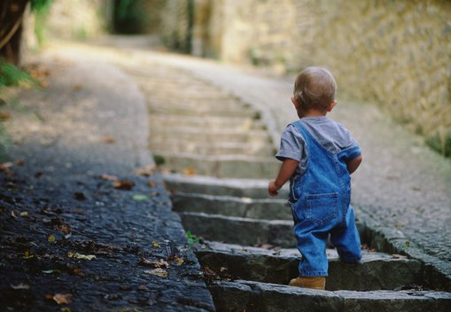 Happy New Year: Baby Steps Toward OurVision.