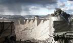 The Broken Dam.