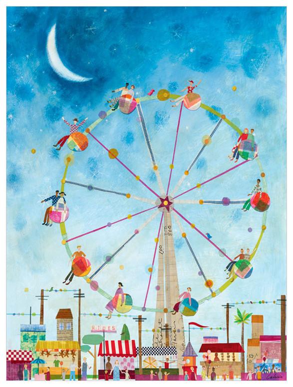 Ferris Wheel ofLife.